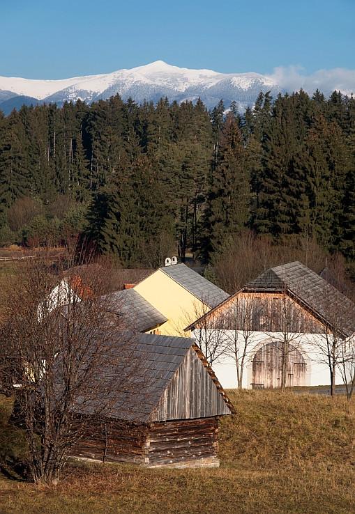 Na slovenskej dedine