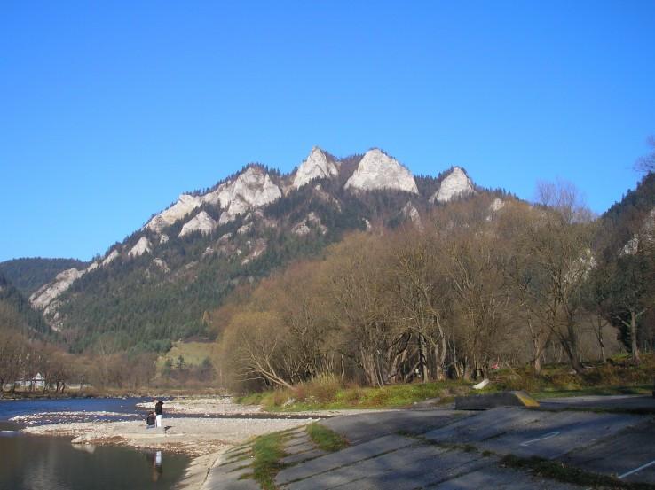 Nad Dunajcom III