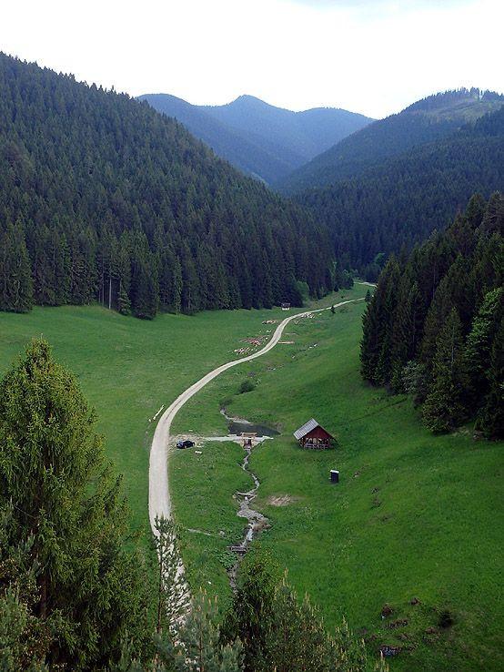 Zemianska dolina