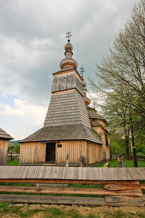 Kostolík v Ladomirovej