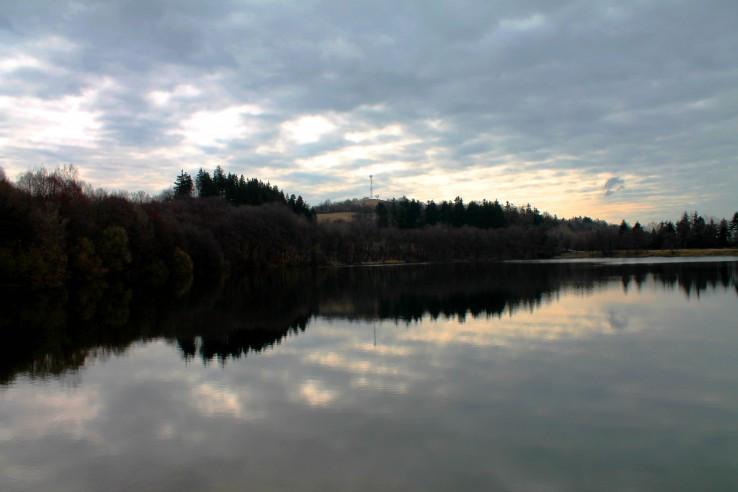 Richňavské jazero