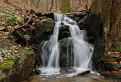 Vodopád pod Kamzíkom