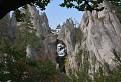 Najznámejšia brána v Súľove.
