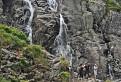 vodopád Wodospad Siklawa