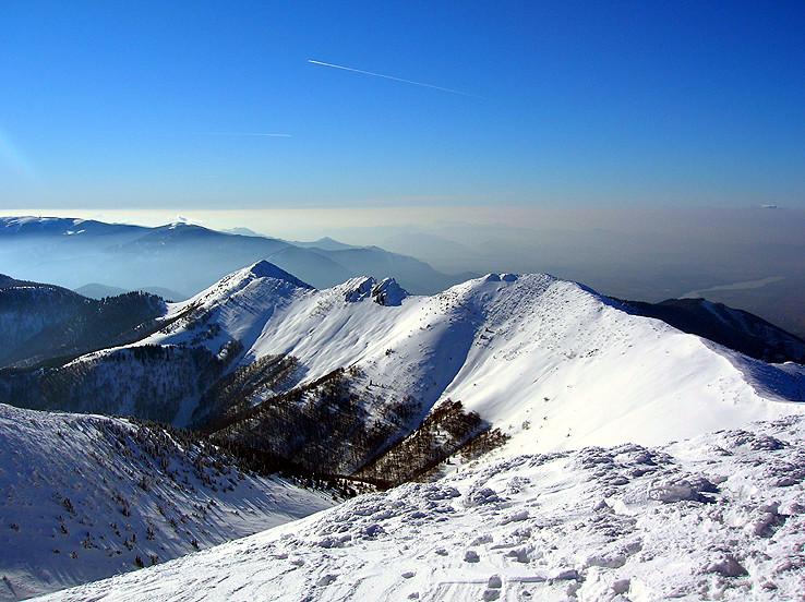 Stratenec-Biele skaly-Suchý