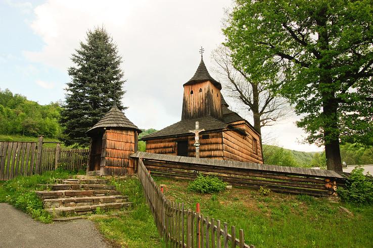 Kostolík v Krajnom Čierne
