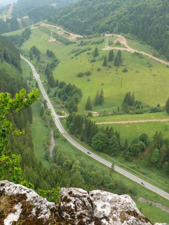 Zo Sokolovej skaly