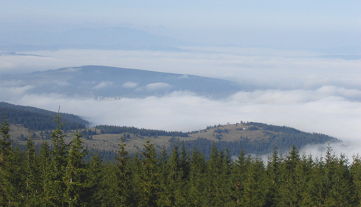 Oravské hmly zo Skorušiny