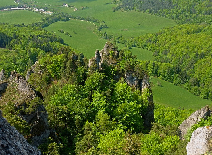 skalné útvary