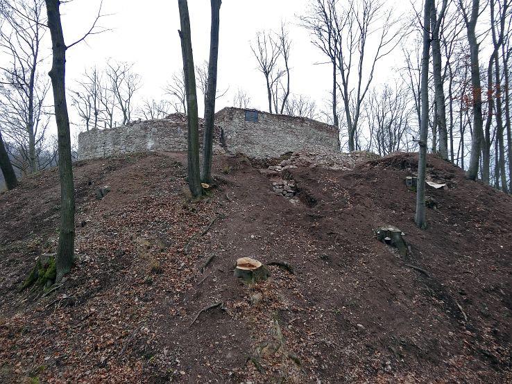 Obisovsky hrad