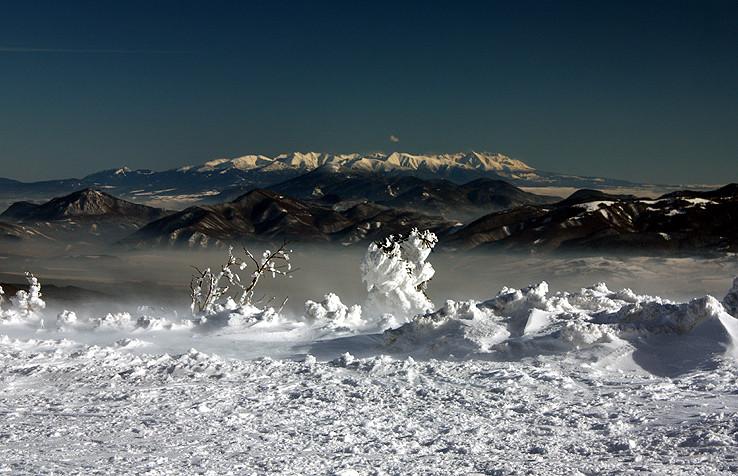 vrchol Veľkej Lúky