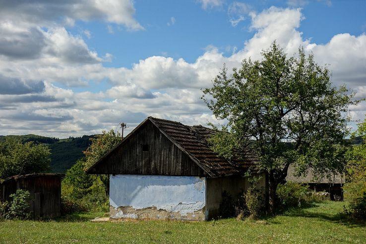 Samota Čierna Hora