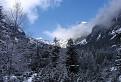 začiatok Veľkej studenej doliny