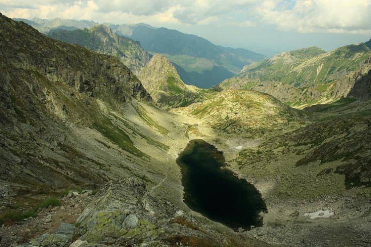 Bielovodské panorama
