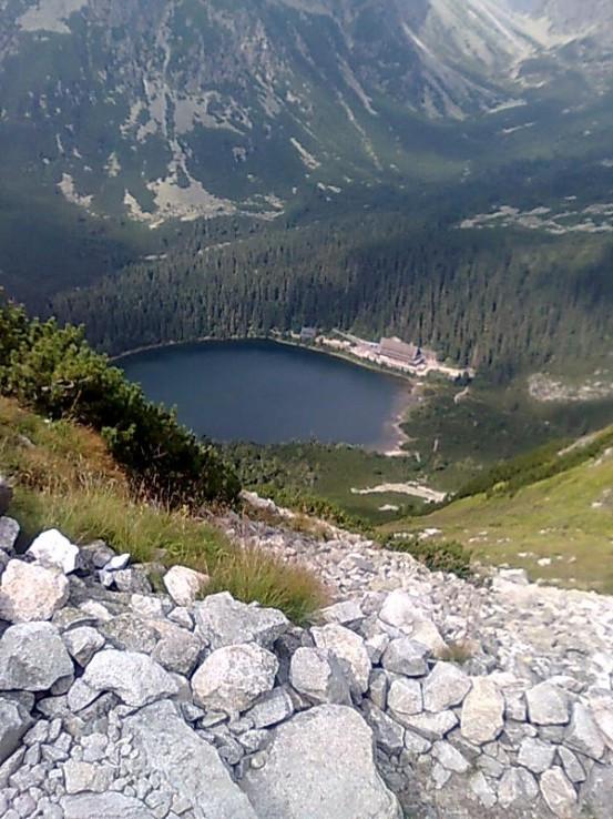 Pohľad z Ostrvy