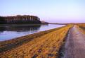 Zvýšená hladina rieky Moravy