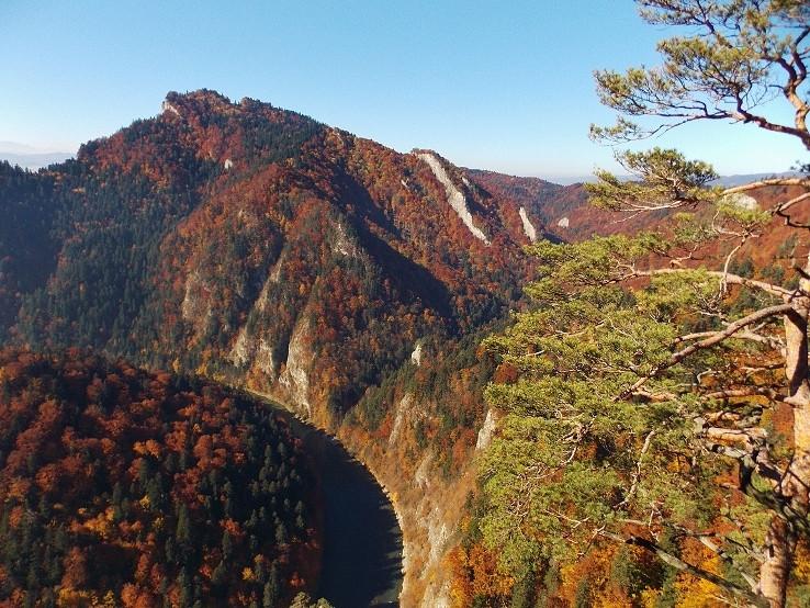 Výhľad zo Sokolice