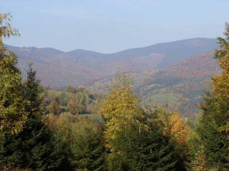 Jeseň v Stolických vrchoch