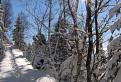 Zimná romantika v Tatrách