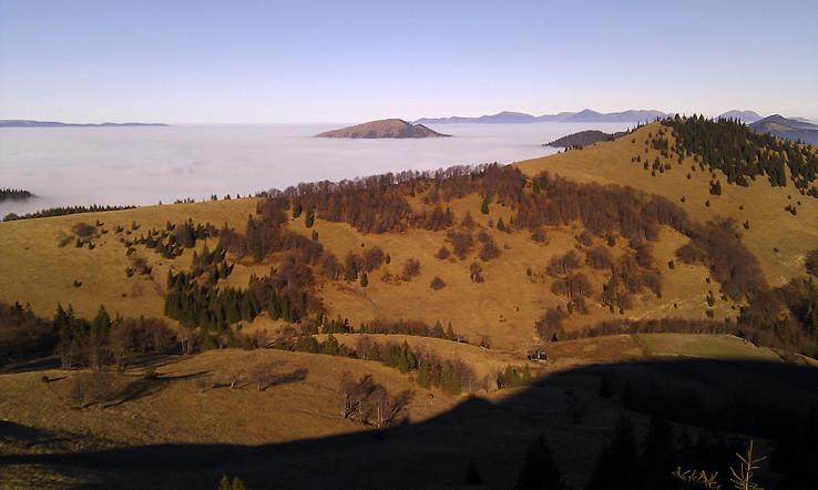 Turčianske more od Ploskej