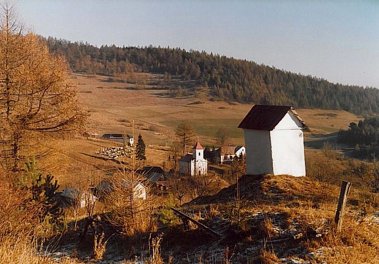 Rozprávková dedinka