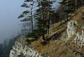 V skalných terasách