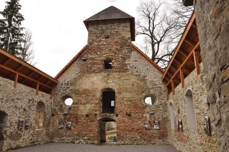 Starý kostol I