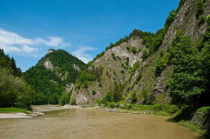 Ústie Lesnického potoka