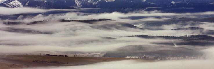Važecké novoročné hmly