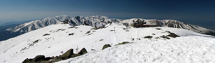 Panoráma z Chopku II.