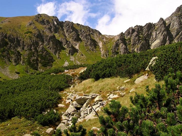 Končiace leto vo Vysokých Tatrách