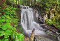 Horný vodopád na Spádoch