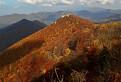 Ostrá skala v jesennom šate