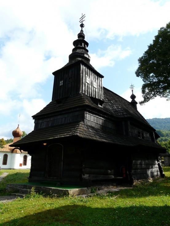 Cerkva Ruský Potok