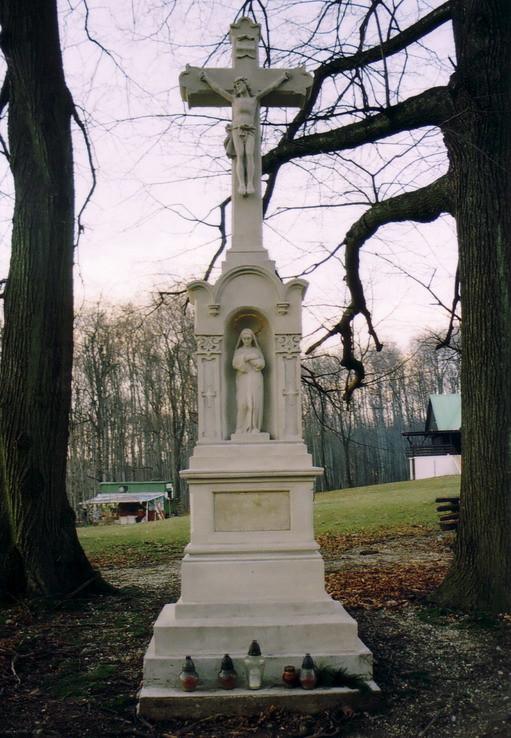 Biely kríž na Bielom kríži