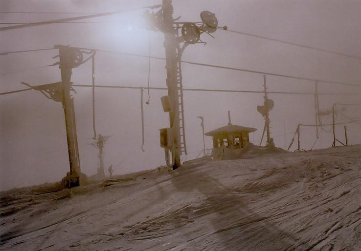 Martinské hole sa vynárajú z hmly