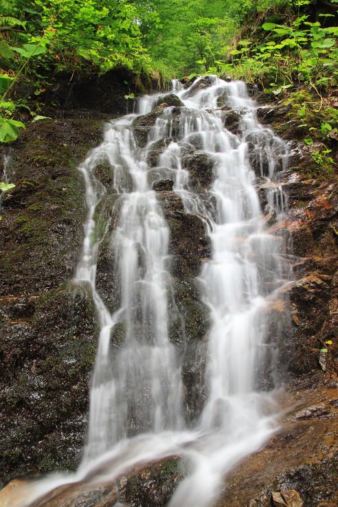 Vodopády pod Ráztockou hoľou 2