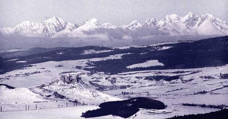 Vysoké Tatry a Spišský Hrad