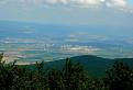 Výhľad na Trenčín a Biele Karpaty