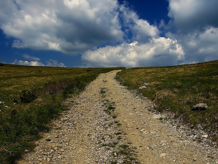 Diaľnica do Snilovského sedla