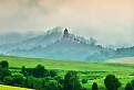 Tajomný hrad v Karpatoch...
