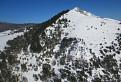 kamenický hrad z vtáčej perspektívy