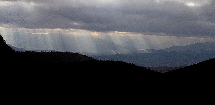 Keď prší svetlo
