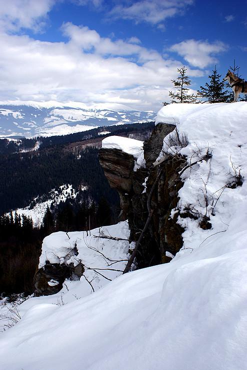 Vyhliadka pod Čiernym vrchom