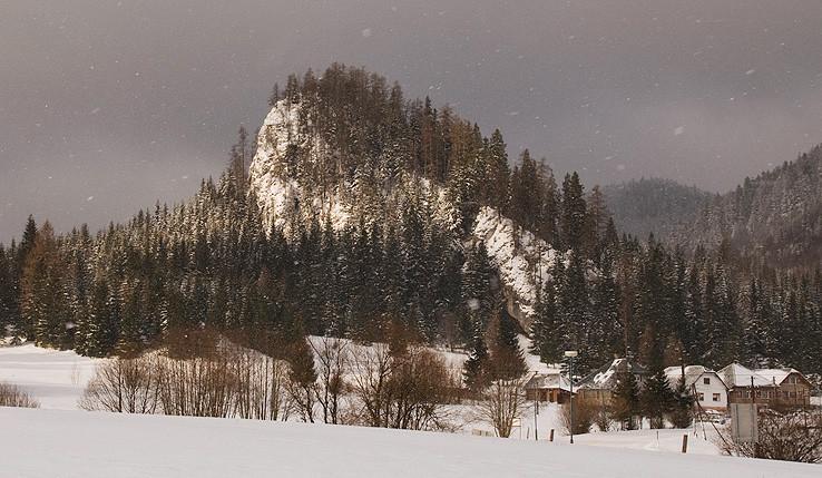 Snehová prehánka