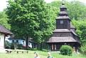 Drevený kostolík z Novej Sedlice