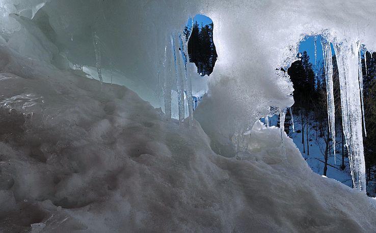 V ľadovom zajatí