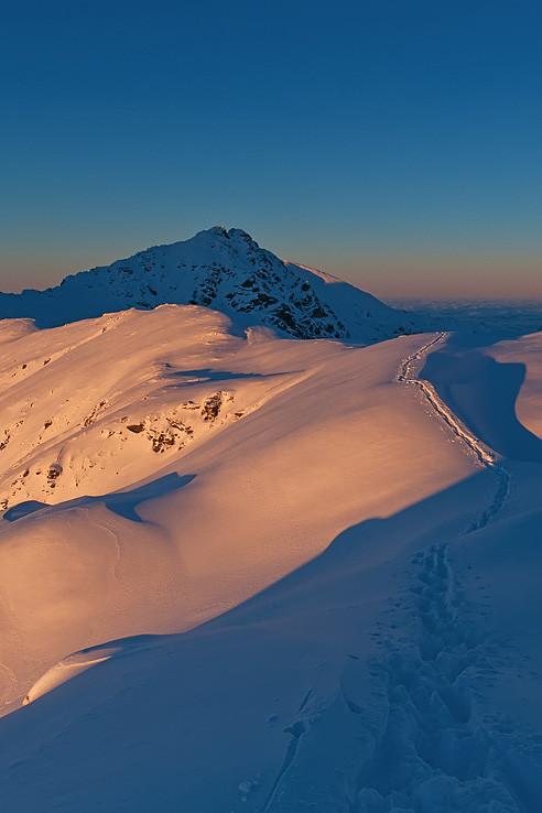 Zimný chodník