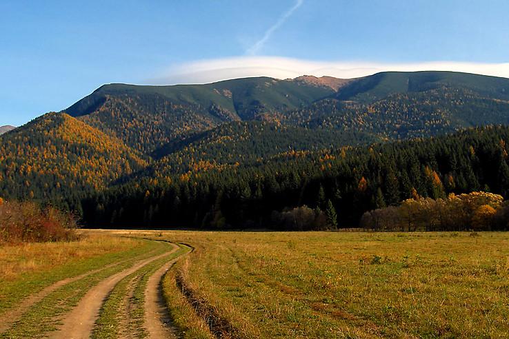 Jesenné Západné