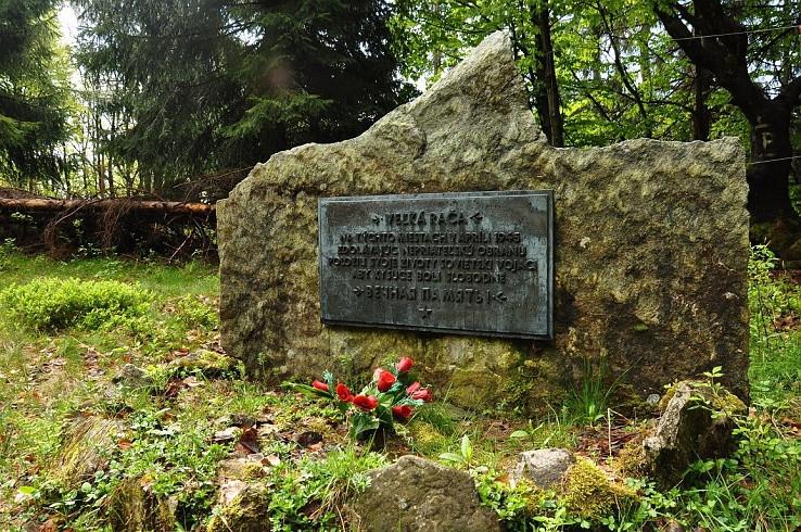 Pamätník na Úpratiskách